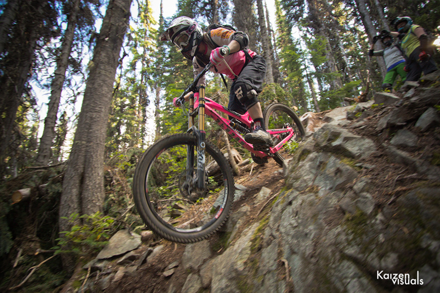 """RIDE LIKE A GIRL!!!!!"" PUBLISHED IN THE SPECIALIZED ALLRIDE CHRONICLES"